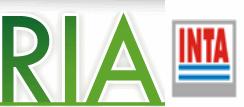 Revista de Investigaciones Agropecuarias INYA
